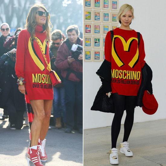 Moschino M外套