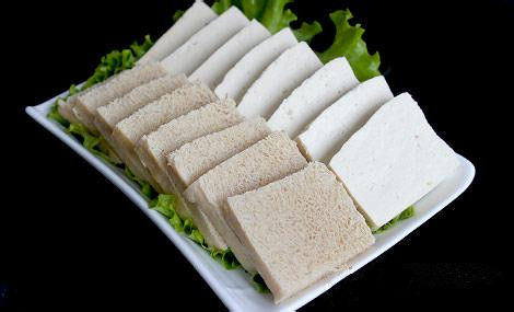 冻豆腐更富营养