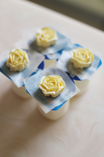 意式蛋白奶油霜