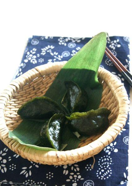 清明节传统美食清明果