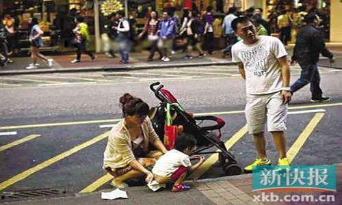 对香港一些人小家子气的表现,我们能一笑置之则罢,如果做不到,反唇相讥几句也无妨