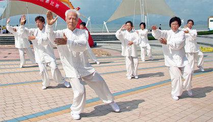 老年人运动