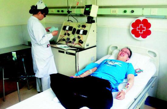 太原小伙捐赠干细胞