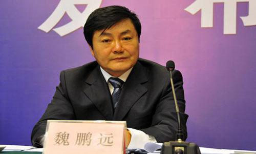 执法人员从北京一家银行的分行调去16台点钞机清点,当场烧坏了4台