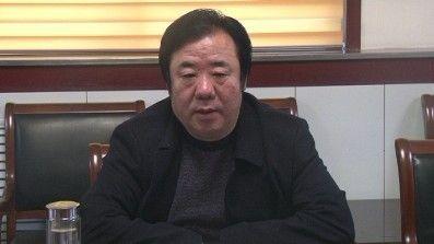 资料图:平定县委书记王银旺