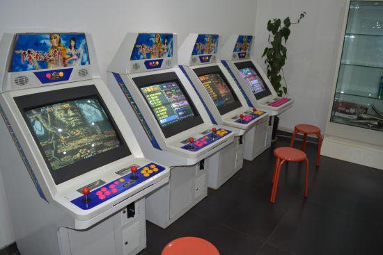 怀旧游戏室