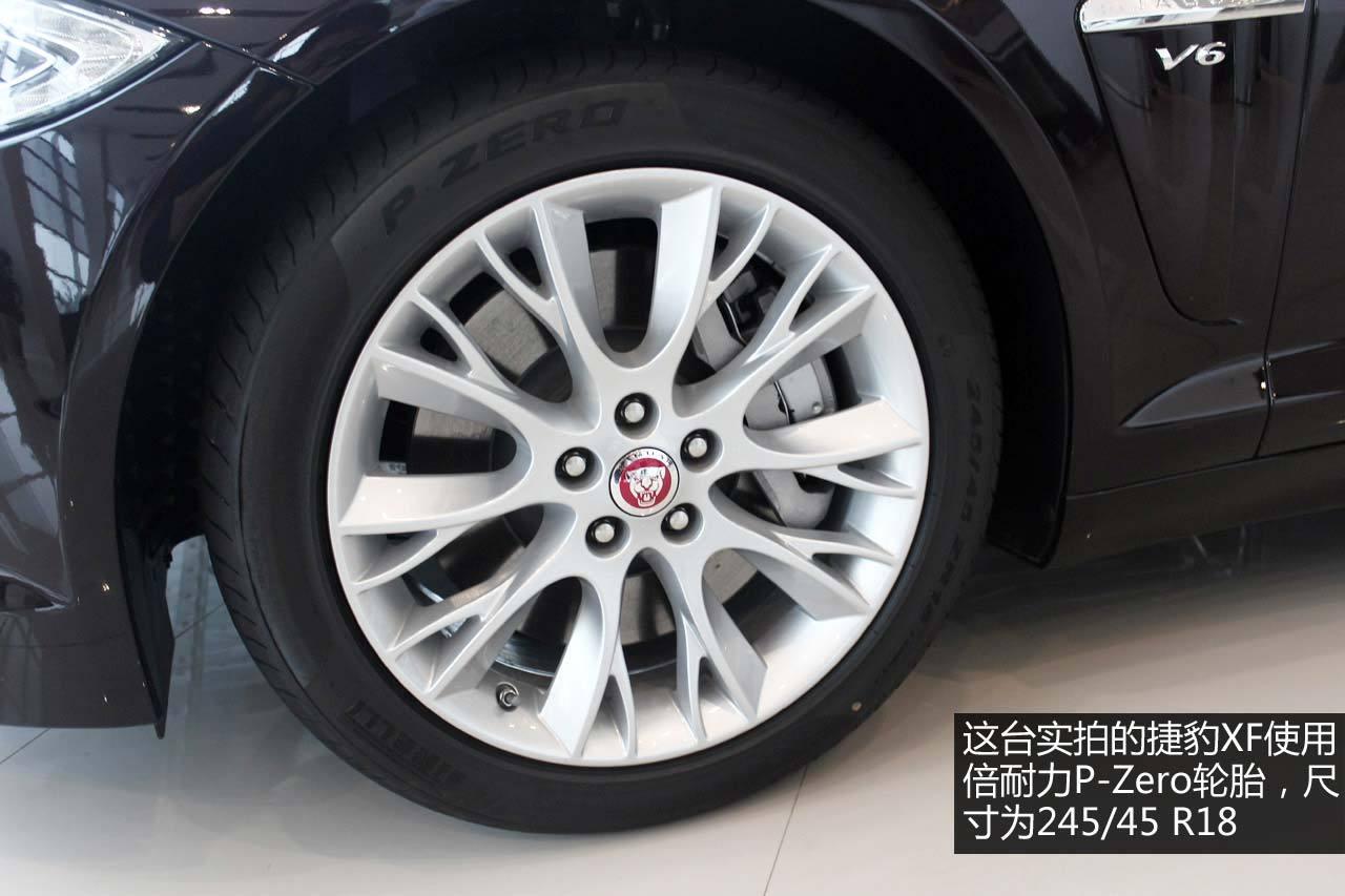2014款 捷豹XF 3.0SC 奢华版