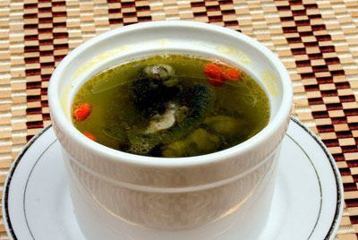 荷叶山楂汤