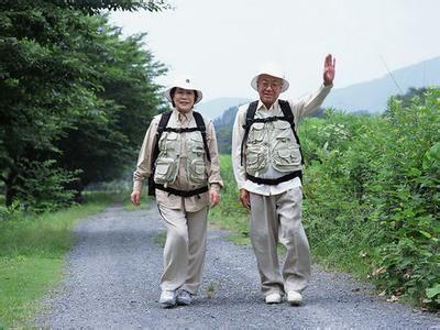 老年人旅游