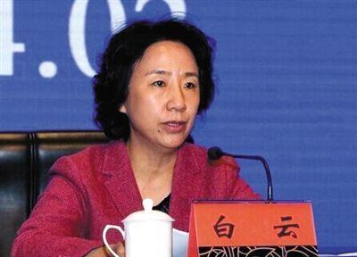 山西省委常委统战部部长白云涉嫌严重违纪违法