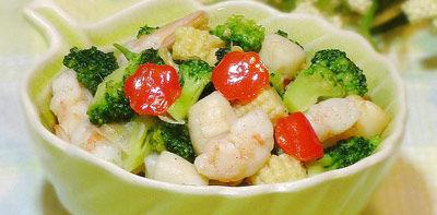 秋季吃扇贝健脾和胃降低胆固醇