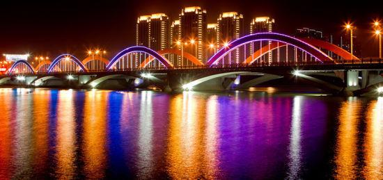 龙城之夜 摄影@李李李晋丰