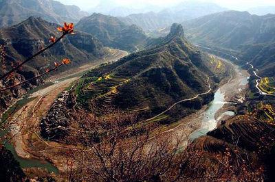武乡县-武乡板山之晨-山西山西,这真的是山西吗