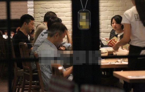 庾澄庆带子食饭