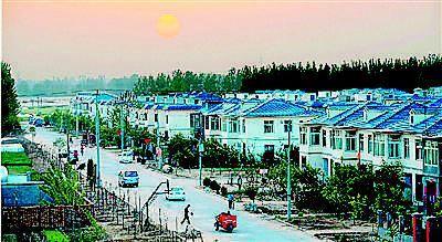 北京城中村改造后
