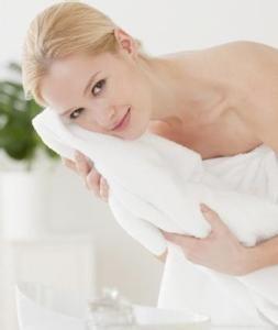皮肤不好或是毛巾出问题