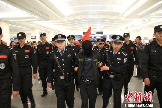警方供图 摄