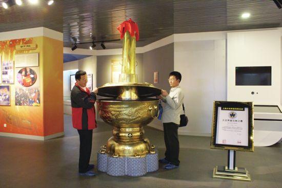 世界最大铜火锅