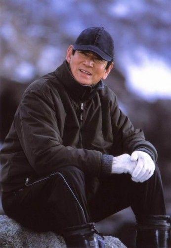 日本著名男演员高仓健