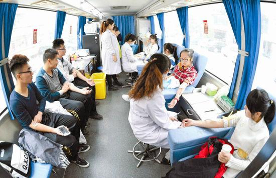 大学生献血