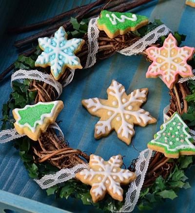圣诞节饼干