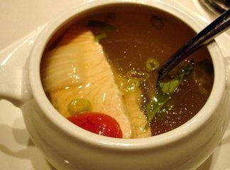 木瓜鲑鱼头汤