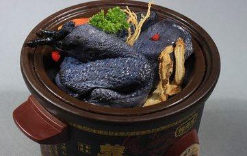 黄芪党参乌鸡汤