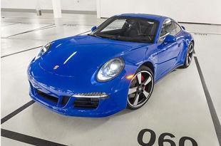 保时捷911 GTS Club Coupe特别版
