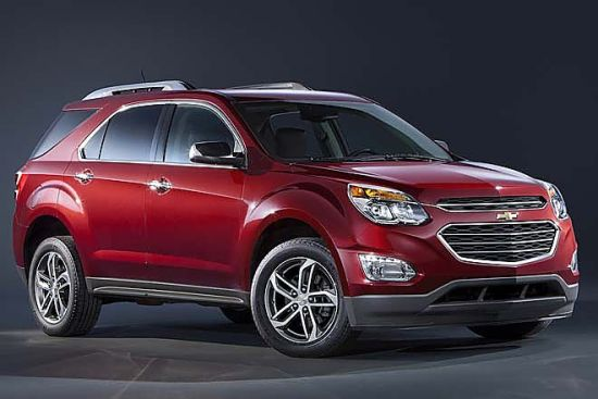 通用新SUV规划 凯迪拉克 雪佛兰推新SUV