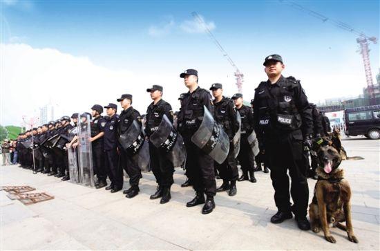 晋中《反恐怖主义法》宣传周活动启动仪式举行