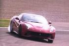 法拉利F12漂移