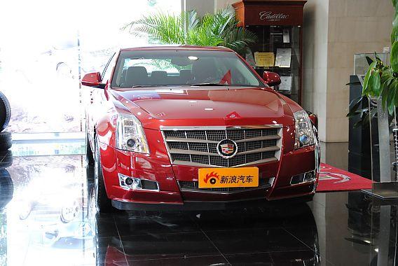 凯迪拉克CTS现车销售 购车享现金优惠8万元