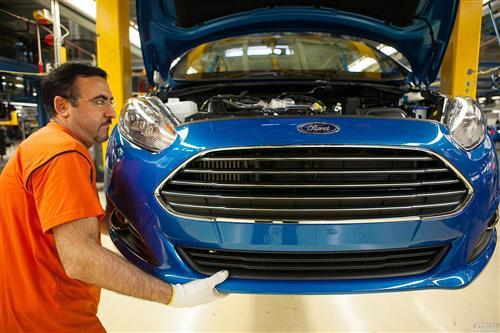 福特第一季度净利润重挫39% 全球销量增长6%