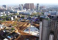 晋中城区羊毫街片区改造