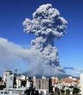 火山灰巨浪直冲云霄