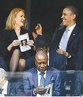 奥巴马惹怒米歇尔
