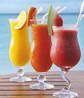五步榨出营养果汁