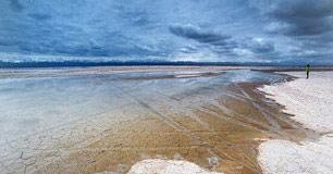 中国的天空之境  青海茶卡盐湖