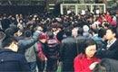 国五条激起过户潮 南京房产局场面混乱