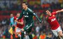 欧冠C罗绝杀皇马2-1曼联挺近八强